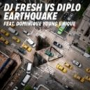 DJ Fresh vs Diplo  - Earthquake (feat Dominique Young Unique - TC Remix)