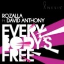 Rozalla Feat. David Anthony - Everybodys Free (Vivienne Doyle Deep House Remix)