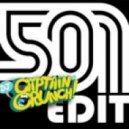 501 - Black & Blue (Captain Crunch Edit)