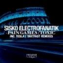 Sisko Electrofanatik - Toxiс (Tesla Remix)
