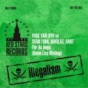 Paul Van Dyk & Sean Finn & Nikolaz & Gant - For An Angel (Anton Liss Mash)