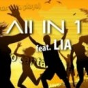 All IN 1 feat. Lia - Quiero Cantar(Original Mix)