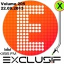 DJ Andrey Balkonsky - Exclusif vol.205 (22.09.2013)