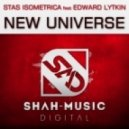 Stas Isometrica feat. Edward Lytkin - New Universe (Club Mix)