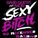 David Guetta Feat Akon - Sexy Bitch (DJ MIXENDER MASH-UP)