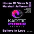 House Of Virus & Marshall Jefferson Ft Soliaris - Believe In Love