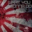 DJ AX, Rubio - What You Gonna Do (original mix)