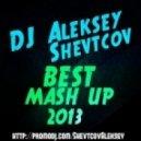 Ray Parker - Ghostbusters (DJ Aleksey Shevtcov Mash Up)