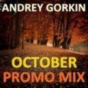Dj Andrey Gorkin - October Promo Mix 2013