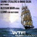 Omar Silba, Sound Stealers  - West Bongo (Original Mix)