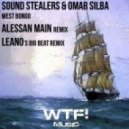 Omar Silba, Sound Stealers -  West Bongo (Alessan Main Remix)