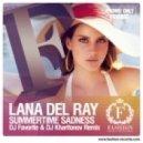 Lana Del Rey - Summertime Sadness (DJ Favorite & DJ Kharitonov Remix)