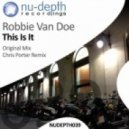 Robbie Van Doe - This Is It (Chris Porter Remix)