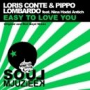 Loris Conte, Pippo Lombardo, Nina Hadzi Antich - Easy To Love (Rod Boyd Dub Mix)