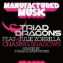 Triad Dragons - Chasing Shadows feat. Julie Zorrilla  (BassCrooks Remix)