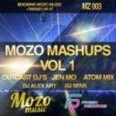 Shaun Baker ft. Maloy vs. Massivedrums - Give  (OUTCAST DJ\'s & DJ Alex Art Mash-Up)