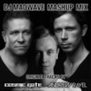 Cosmic Gate & Andrew Rayel - So Get Up Dark Warrior  (DJ Madwave Mashup Mix)