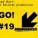 Speed Burr - GO! # 19  (Mix)