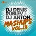 Paul Brugel,LMFAO, M.I.A, Etienne Ozborne, Inspired Ouls - Nothing Bucky Done Party (Dj DENIS RUBLEV & DJ ANTON MASHUP)