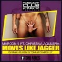 Maroon 5 - Jagger (Dima House & Toni Aries Mash Up)