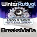 BreaksMafia - LIVE @ Raveart Winter Festival 2014