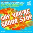 Darryl D'Bonneau - Say You're Gonna Stay (DJ Meme Remix)