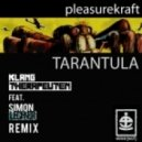 Pleasurekraft - Tarantula (KlangTherapeuten feat. Simon Lechner Remix)
