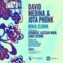 David Medina & Jota Phiink - Ninja Clown (Afrobeat Remix)