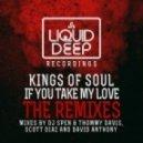 Kings Of Soul - If You Take My Love  (DJ Spen & Thommy Davis Soulfuledge Mix)
