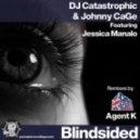 Johnny Cage, DJ Catastrophic, Jessica Manalo - Blindsided (Agent K Remix)