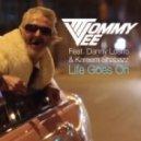 Tommy Vee, Danny Losito, Kareem Shabazz - Life Goes On (Kolombo Remix)