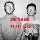 Disclosure - Defeated No More (Blanilla Breaks Edit)