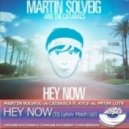 Martin Solveig & Cataracs feat Kyle vs.Peter Luts - Hey Now