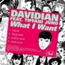 Davidian feat. Tiffani Juno - What I Want (Original)