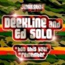 Deekline & Ed Solo - Hot this Year (Original Mix)