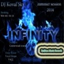 DJ Koval'Sky - Infinity Zummer Session 2014 Vol.2.