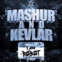Mashur & Kevlar - Alone  (I Am Robot Flip)