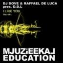 DJ Dove, Raffael De Luca - I Like You (Main Mix)