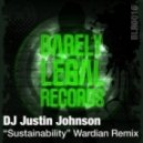 DJ Justin Johnson - Sustainability
