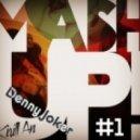 Alex Gaudino & John Dahlback  - Destination Calabria (Denny Joker & Kirill An Mash Up)