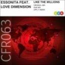 Essonita feat. Love Dimension  - Like The Millions