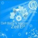 Deft Bonz, Manon - All My Life (Original Mix)