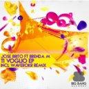 Jose Brito ft Brenda M - Ti voglio (Waverokr Remix)