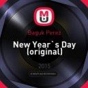Baguk Perez - New Year`s Day (Original mix)