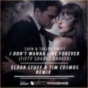 Zayn & Taylor Swift - I Don\'t Wanna Live Forever (Eldar Stuff, Tim Cosmos Remix)
