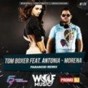 Tom Boxer Ft Antonina - Morena (Paranoid Remix)