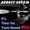 DJ Andrey Gorkin - It\'s Time For Tech House #034 (Original Mix)