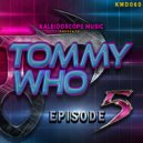 Tommy Who - The Universe