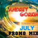 DJ Andrey Gorkin - July Promo Mix 2017