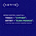 Evan Pearce - Cypher (Extended Mix)
